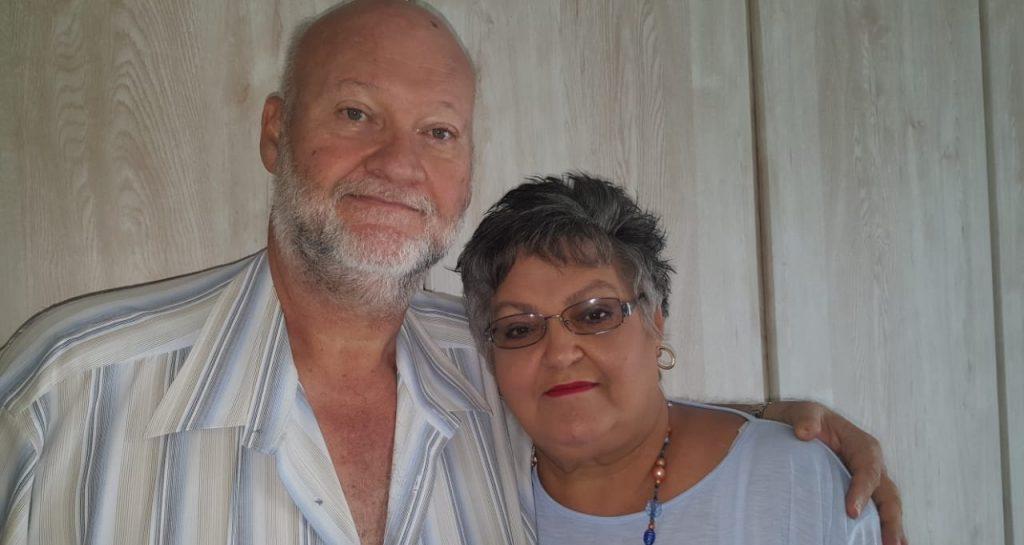 Pastors Izak & Linda Roets